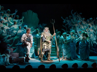 The enchanted island (зачарованный остров) - metropolitan opera house, december 31, 2011