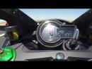 Kawasaki H2R vs Bugatti Veyron Supercar 12 Mile Airstrip Race 2