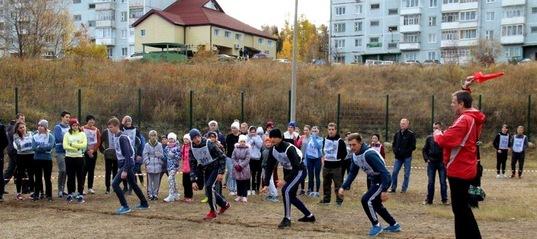 Фестиваль ГТО в Усть-Илимске