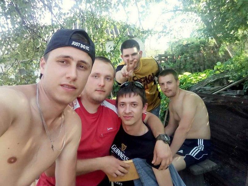 Саша Захода, Днепропетровск (Днепр), 3 сентября 1990, id35685416