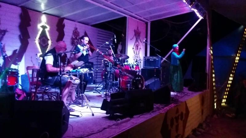 Квамманга 2017 - Ritmango на главной сцене