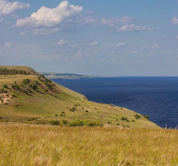 Летние пейзажи Волгоградской области    Фотограф: Ибрагимова Ольга