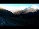 Дорога-2 в Фиагдонское ущелье из Алагирского через перевал.26.04.2017г.mp4mp4