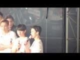 [FANCAM] 160318 EXOPLANET #2 - The EXOluXion in Seoul [dot] @ EXOs Sehun - Ment