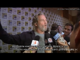 Jeff Bridges The Giver Exclusive Interview Comic Con San Diego 2014 HD Rus Sub