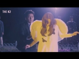 K2 - Yoona  Ji Chang Wook Kehlani - Gangsta (Chrissy cover)