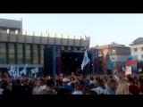 Концерт Олега Газманова ЛНР 05.08.2017!!!
