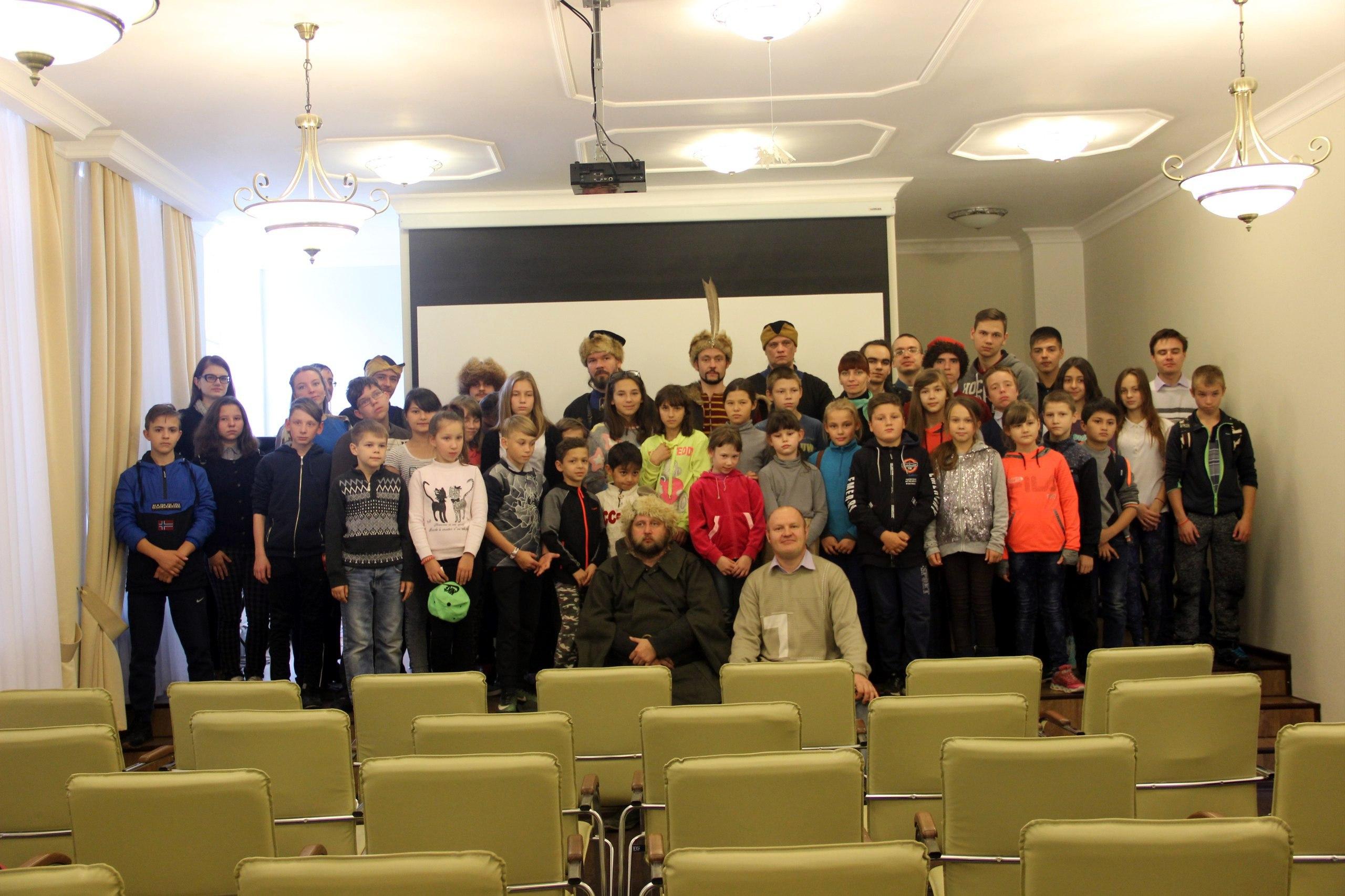 Культурно-образовательное мероприятие «Патриарх Филарет и царь Михаил Романов»