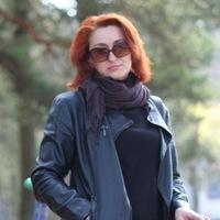 Анкета Ирина Дядичкина