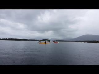На морских каяках вдоль Терского берега Белого Моря 11-20 августа 2016