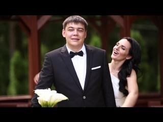 Свадебный клип SDE снят и смонтирован в день свадьбы 15 июля 2017 г.