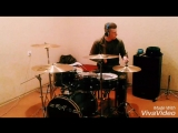 Скруджи feat. Kristina Si - Секрет (drum cover by A. Miloradovich)