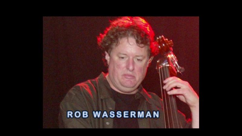 White Wheeled Limousine - Bruce Hornsby, Rob Wasserman, Branford Marsalis