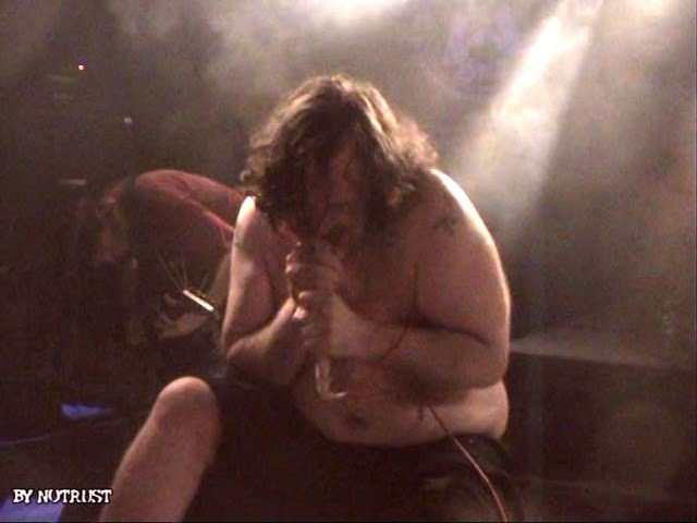 Seth Putnam Anal Cunt Live at Roks 09 07 2006
