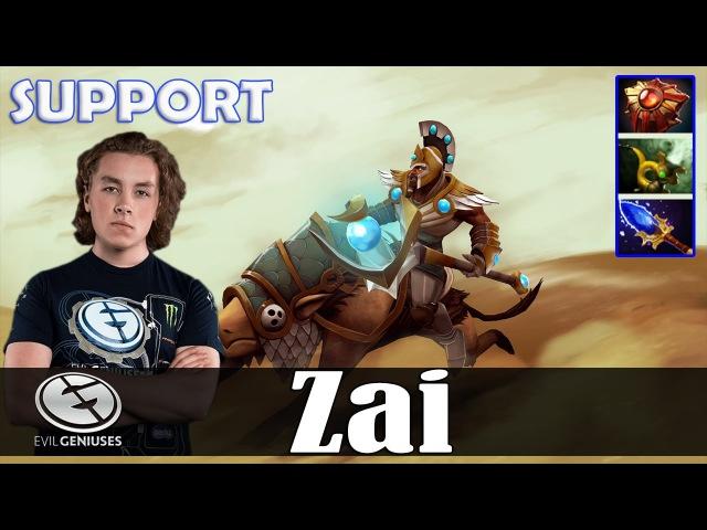 Zai - Chen Roaming | SUPPORT | Dota 2 Pro MMR Gameplay