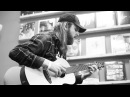 Sorority Noise - No Halo (Acoustic) at Wax Bodega Records