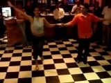 Dancing in Colombian Style - Amazing Lady dancing in Cali.
