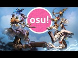 osu! Overwatch 1.0 by Vargo HD
