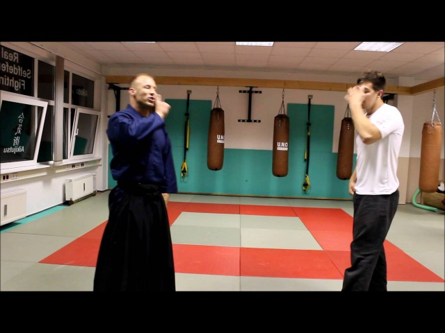 Aikido vs Aikijutsu und Gote Gaeshi wird gesperrt