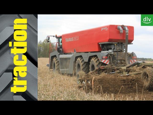 Garant Taurus 2803 von Kotte im traction-Erstkontakt