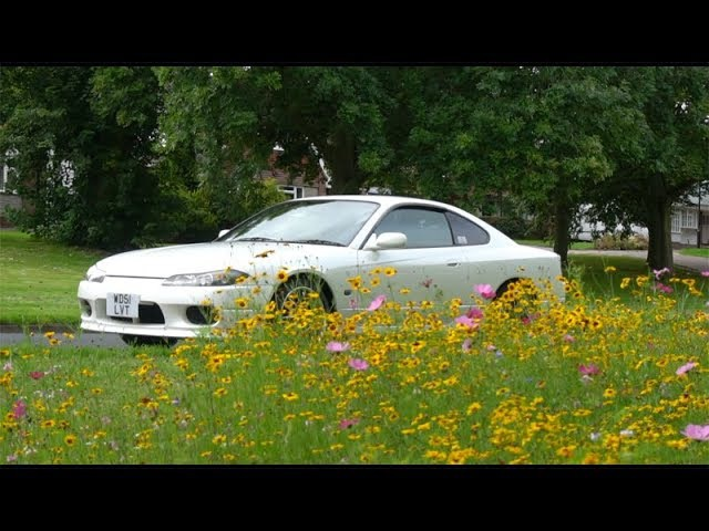 New Channel New Car! Revealing My Dream Car Nissan Silvia S15