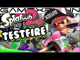 1-hour of Splatoon 2 Global Testfire Gameplay (Livestream Archive)