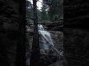 Ялтинцы встречают Крещение в водопадах Ай-Петри