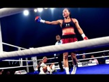 Cecilia Brækhus vs Mikaela Lauren 6 Round Final KO and Highlights