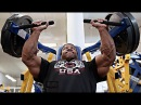 Phil Heath's 30-Min Chest Workout For MASS On The Road to Mr. Olympia 2017
