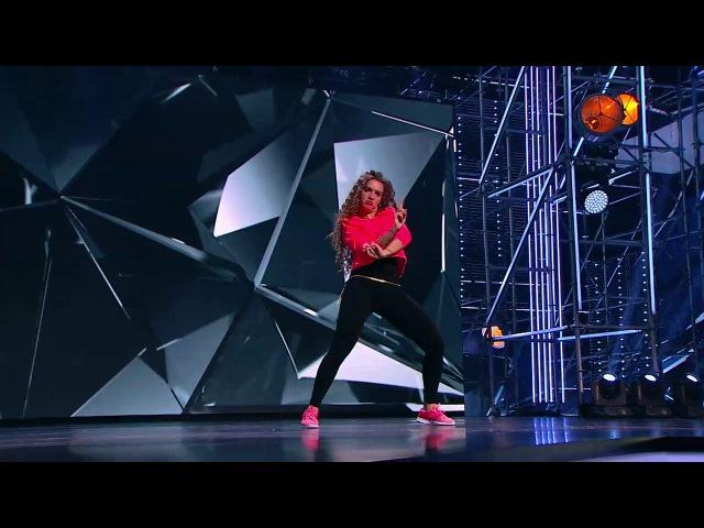 Танцы: Светлана Коротнева (Laurie Burgess Roy Merchant - Feel The Energy) (сезон 4, серия 5) из сериала ...