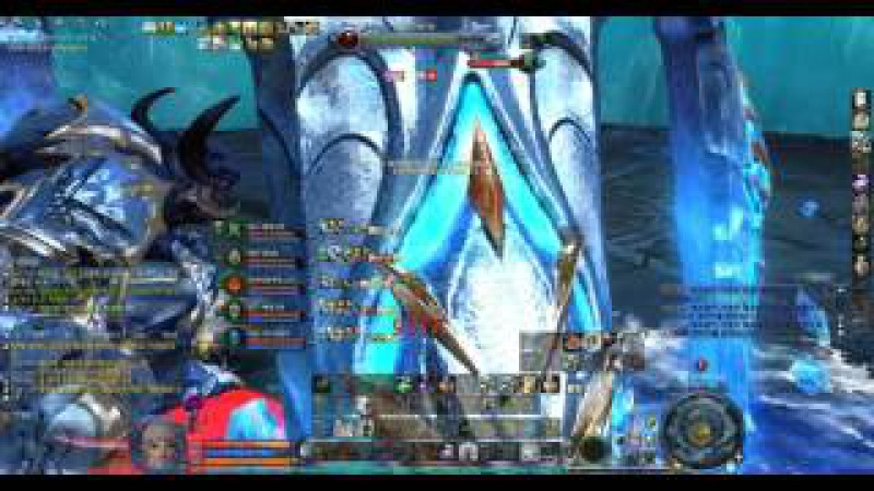 AION 5.8 Bard Tower of Holy (신성의 탑) 1st pattern