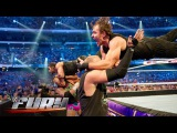 12 double suicide dives that obliterated tag teams WWE Fury, April 23, 2017