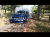 BUILT TO USE EP1  Kevins Volvo 745 b230 500whp driftcar  English Subtitles