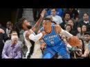 OKC Thunder vs San Antonio Spurs - Full Game Highlights | November 17, 2017 | NBA Season 2017-18