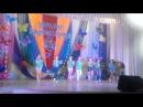 Перлина донеччини 2017. 4 смена. Массовый танец 8 отряд