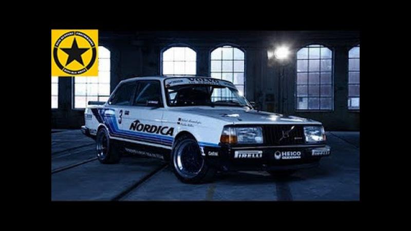 Volvo 240 RaceCar by HEICO SPORTIV (great Sound!)