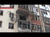 Обстрел Киевский р-н Донецка в ночь с 02.02.2017 на 03.02.2017