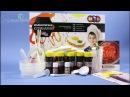 У нас появилась НОВИНОЧКА Научно-кулинарный набор. Молекулярная кулинария для юных шеф-поваров