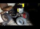 Самодельный минитрактор с дизельного двигателя от мотоблока 9 9 5л с cfvjltkmysq vbybnhfrnjh c lbptkmyjuj ldbufntkz jn vjnj kjr