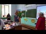 Поздравляем любимую учительницу с Днём учителя в 1К.