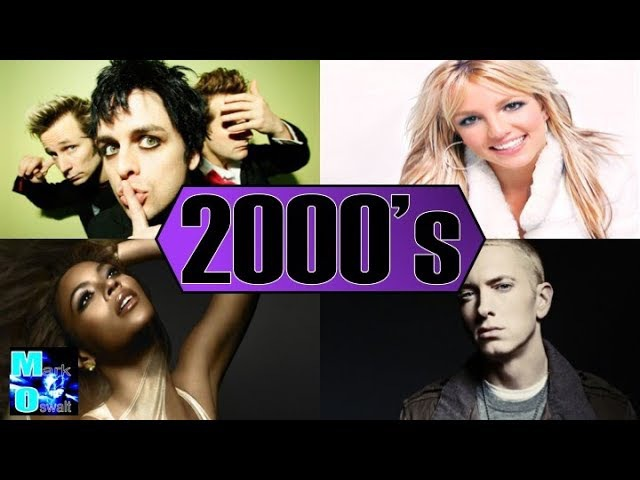 Top 100 Most Iconic Songs of the 00's