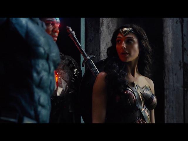 Лига Справедливости ⁄ The Justice League 2017 Третий дублированный трейлер HD