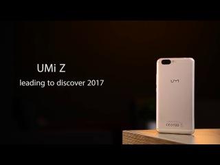 Функциональный смартфон UMi Z