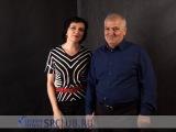 Снежана и Гриша познакомились в брачном агентстве СПб