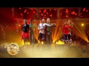 The Pro Dancers perform an emotional tribute on Remembrance Sunday Strictly Come Dancing 2017