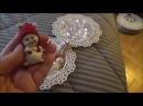 Ярмарка мастеров покупки зимняя миниатюра в вазе