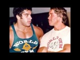 Pumping Iron- Arnold Schwarzenegger vs. Lou Ferrigno ,,HULK´´