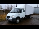 2013 ГАЗ 33106 Валдай. Обзор (интерьер, экстерьер, двигатель).