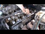 Ремонтирую и ставлю головку инжектор 406 ЗМЗ двигателя