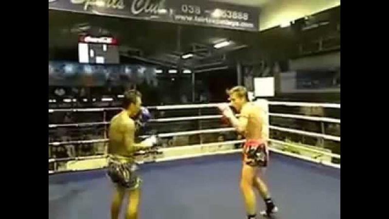 Таиланд паттайя тайский бокс